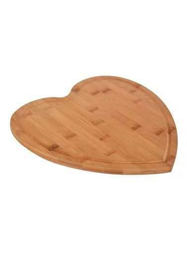 Chica - Kalp Kesme Tahtası-Bambum